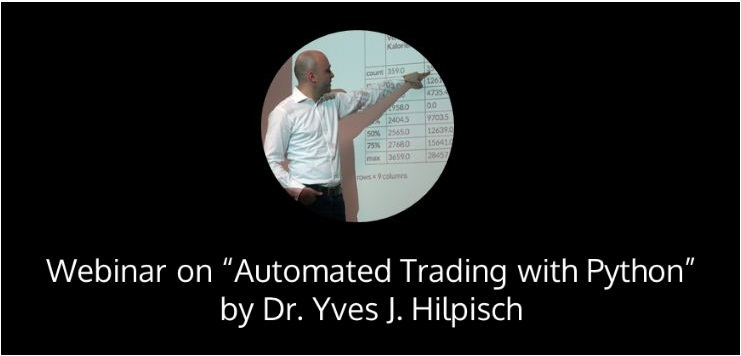 Automated forex trading python