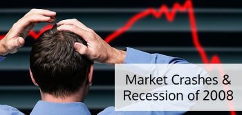 Market Crashes and Recession of 2008 Explained