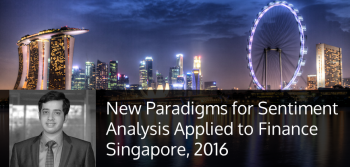 New Paradigms for Sentiment Analysis Applied to Finance