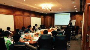 """Management Development Programs (MDP) in Algorithmic Trading"", June 2015 in Mumbai by National Stock Exchange (NSE)"