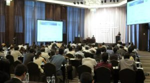 """Workshop on Algorithmic and Automated Trading"", October 2014 in Bangkok"