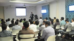 Workshop with Thomson Reuters 2011