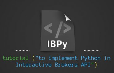 How to implement Python in Interactive Brokers API using IBPy