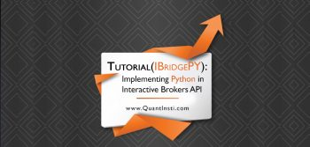Using IBridgePy to implement Python in Interactive Brokers API