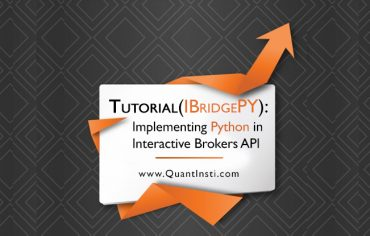 Implementing python in Interactive Brokers API