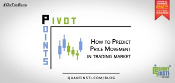 Using Pivot Point to predict movement in trade markets