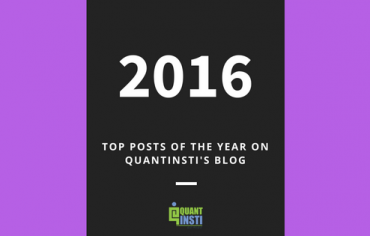 Recommenced Quant Articles of 2016